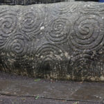 Newgrange, Ireland Celtic Swirl