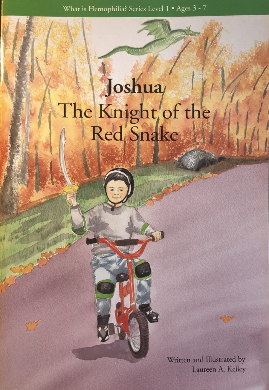 Joshua The Knight of the Red Snake