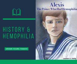 Alexis The Prince with Hemophilia Spotlight Ad